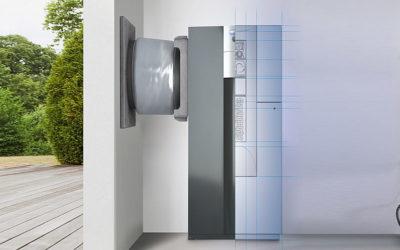 Austauschkonzept Luft/Wasser-Wärmepumpen