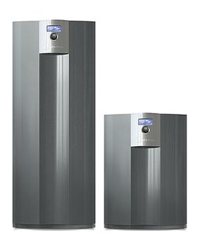 Erd-Wärmepumpe zur Innenaufstellung von alpha innotec alterra sw