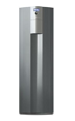 Erd-Wärmepumpe zur Innenaufstellung von alpha innotec