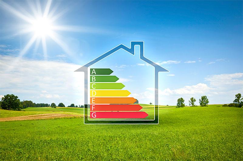 Erneuerbare Energien beim Hausbau mit Wärmepumpen