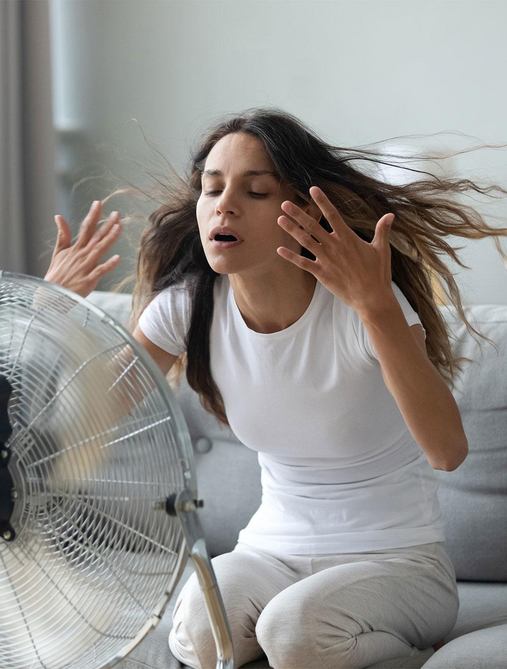 Kühlen im Sommer mit Wärmepumpen