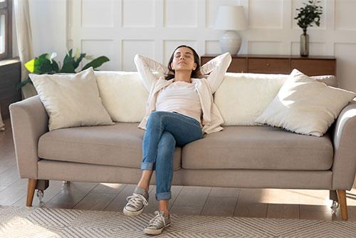Lüftungsanlage fürs Haus bringt frische Luft