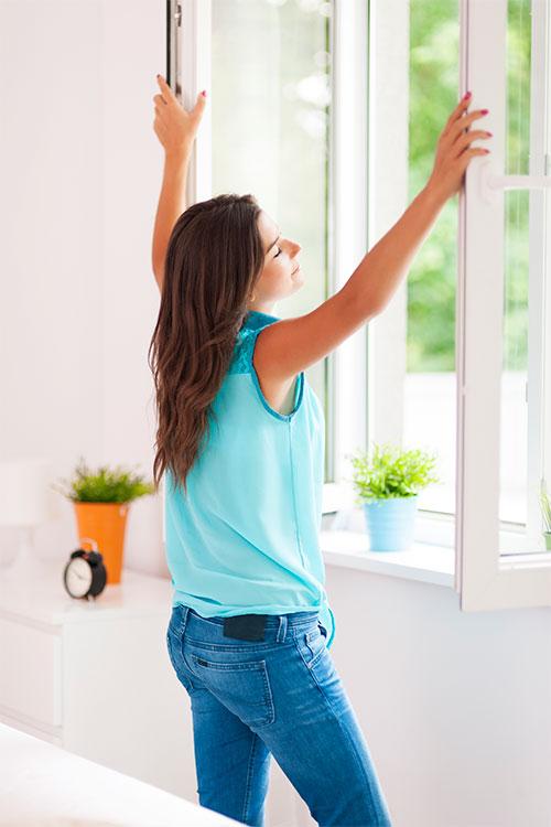 Lüftungsanlagen bringen frische Luft ins Haus