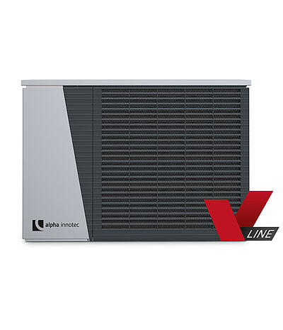 Wärmepumpe alpha innotec LWDV Serie
